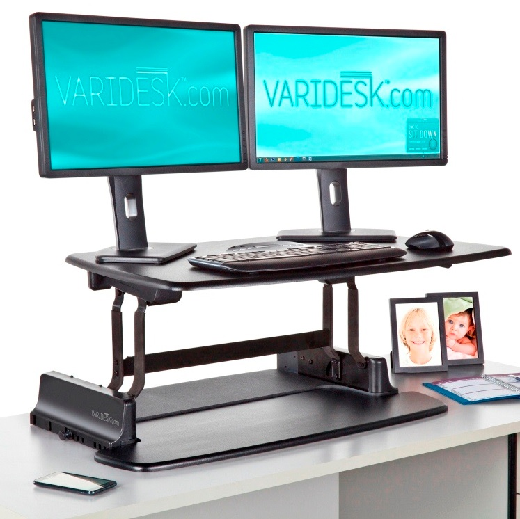 VARIDESK Pro - Height Adjustable Desk Platform