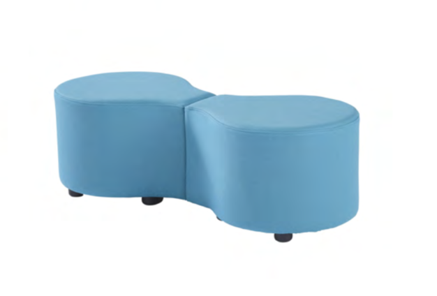 Clover Breakout Furniture Two Clover Segments