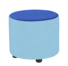 Clover Breakout Furniture Round Single Segment
