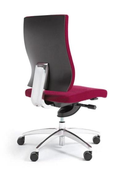 Vibe Plastic Back Chair