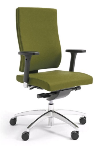 Vibe Upholstered Back Chair