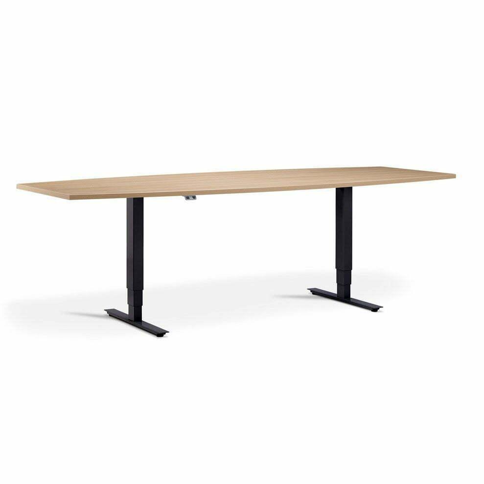 Advance Height Adjustable Meeting Table