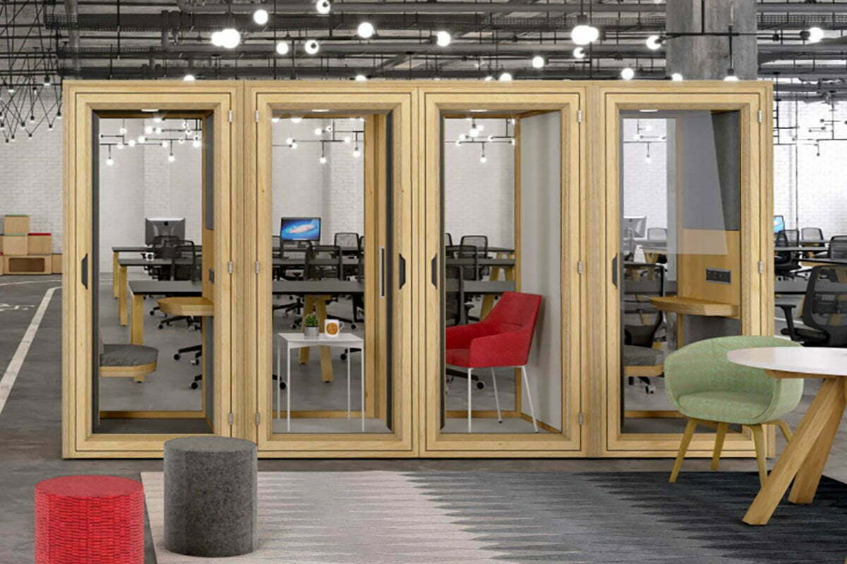 Office Furniture: a Vision of the Future